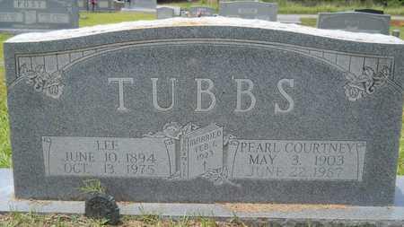 TUBBS, PEARL - Union County, Louisiana   PEARL TUBBS - Louisiana Gravestone Photos