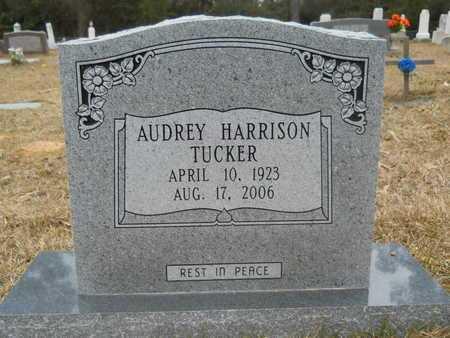 TUCKER, AUDREY - Union County, Louisiana | AUDREY TUCKER - Louisiana Gravestone Photos