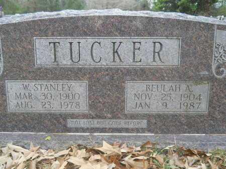 TUCKER, W STANLEY - Union County, Louisiana | W STANLEY TUCKER - Louisiana Gravestone Photos