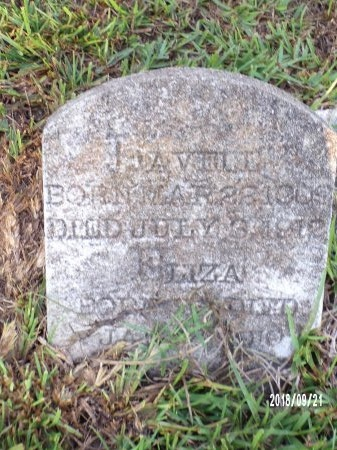 UNKNOWN, ELIZA - Union County, Louisiana | ELIZA UNKNOWN - Louisiana Gravestone Photos