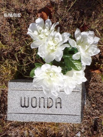 UNKNOWN, WONDA - Union County, Louisiana | WONDA UNKNOWN - Louisiana Gravestone Photos