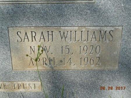 WALTHER, SARAH (CLOSE UP) - Union County, Louisiana | SARAH (CLOSE UP) WALTHER - Louisiana Gravestone Photos