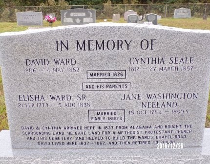 WARD, CYNTHIA - Union County, Louisiana | CYNTHIA WARD - Louisiana Gravestone Photos