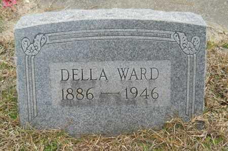 WARD, DELLA - Union County, Louisiana   DELLA WARD - Louisiana Gravestone Photos