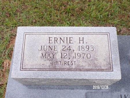 "WARD, ERNEST H ""ERNIE"" (CLOSE UP) - Union County, Louisiana | ERNEST H ""ERNIE"" (CLOSE UP) WARD - Louisiana Gravestone Photos"