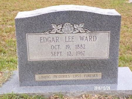 WARD, EDGAR LEE - Union County, Louisiana | EDGAR LEE WARD - Louisiana Gravestone Photos
