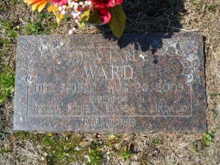 WARD, EDNA LARUE - Union County, Louisiana | EDNA LARUE WARD - Louisiana Gravestone Photos