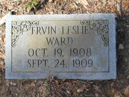 WARD, ERVIN LESLIE - Union County, Louisiana | ERVIN LESLIE WARD - Louisiana Gravestone Photos