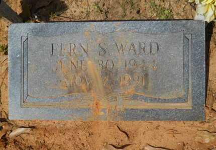 WARD, FERN S - Union County, Louisiana | FERN S WARD - Louisiana Gravestone Photos