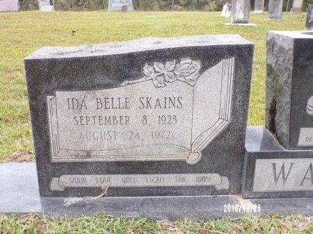WARD, IDA BELLE (CLOSE UP) - Union County, Louisiana | IDA BELLE (CLOSE UP) WARD - Louisiana Gravestone Photos