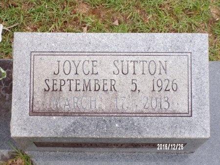 WARD, JOYCE (CLOSE UP) - Union County, Louisiana   JOYCE (CLOSE UP) WARD - Louisiana Gravestone Photos