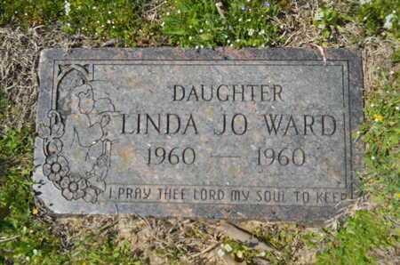 WARD, LINDA JO - Union County, Louisiana | LINDA JO WARD - Louisiana Gravestone Photos