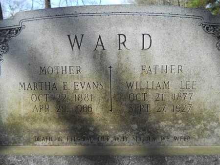WARD, WILLIAM LEE - Union County, Louisiana | WILLIAM LEE WARD - Louisiana Gravestone Photos