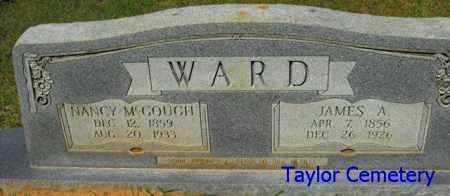 WARD, NANCY - Union County, Louisiana   NANCY WARD - Louisiana Gravestone Photos