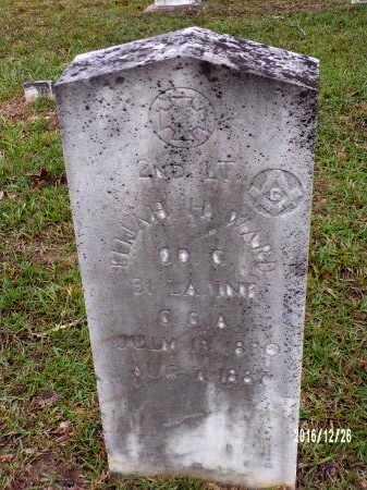 WARD  , ELIJAH H (VETERAN CSA) - Union County, Louisiana | ELIJAH H (VETERAN CSA) WARD   - Louisiana Gravestone Photos