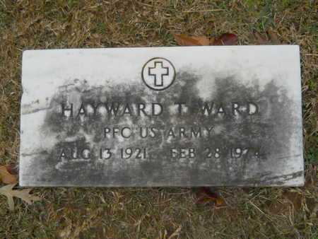 WARD, HAYWARD T (VETERAN) - Union County, Louisiana | HAYWARD T (VETERAN) WARD - Louisiana Gravestone Photos