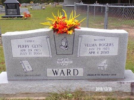 WARD, VELMA - Union County, Louisiana | VELMA WARD - Louisiana Gravestone Photos