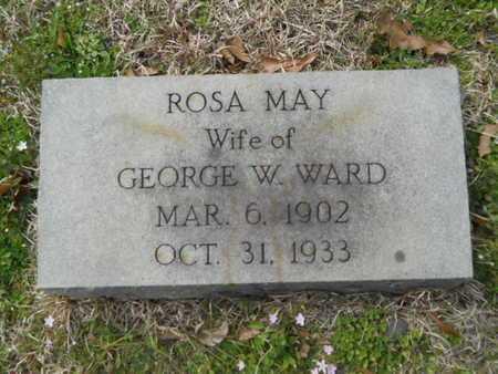 WARD, ROSA MAY - Union County, Louisiana | ROSA MAY WARD - Louisiana Gravestone Photos
