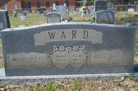 WARD, ZETTIE - Union County, Louisiana | ZETTIE WARD - Louisiana Gravestone Photos