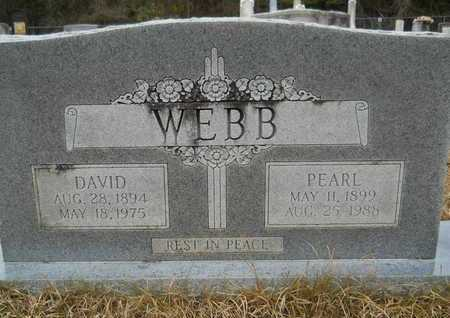 WEBB, LULA PEARL - Union County, Louisiana | LULA PEARL WEBB - Louisiana Gravestone Photos