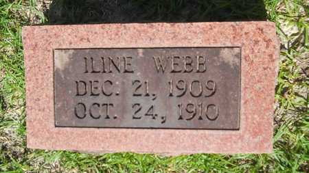 WEBB, ILENE - Union County, Louisiana | ILENE WEBB - Louisiana Gravestone Photos