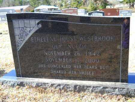 WESTBROOK, ETHELENE - Union County, Louisiana | ETHELENE WESTBROOK - Louisiana Gravestone Photos