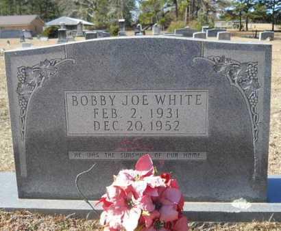 WHITE, BOBBY JOE - Union County, Louisiana | BOBBY JOE WHITE - Louisiana Gravestone Photos