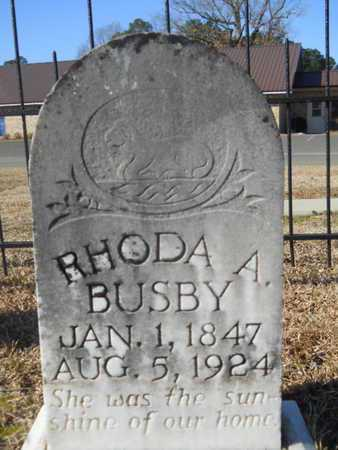 WHITFIELD, RHODA A - Union County, Louisiana | RHODA A WHITFIELD - Louisiana Gravestone Photos