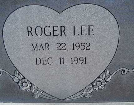 WHITTEN, ROGER LEE (CLOSE UP) - Union County, Louisiana   ROGER LEE (CLOSE UP) WHITTEN - Louisiana Gravestone Photos