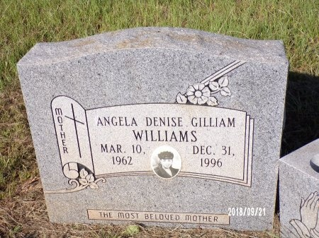 WILLIAMS, ANGELA DENISE - Union County, Louisiana | ANGELA DENISE WILLIAMS - Louisiana Gravestone Photos