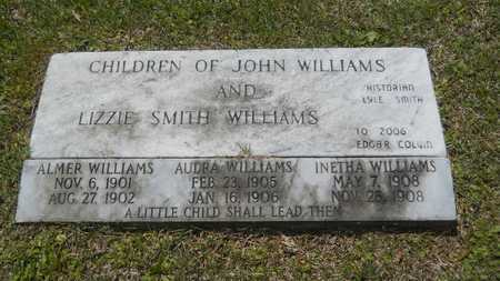 WILLIAMS, ALMER - Union County, Louisiana | ALMER WILLIAMS - Louisiana Gravestone Photos
