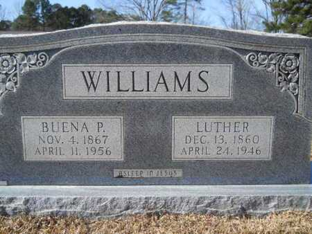 WILLIAMS, LUTHER - Union County, Louisiana | LUTHER WILLIAMS - Louisiana Gravestone Photos