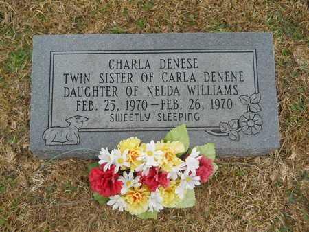 WILLIAMS, CHARLA DENESE - Union County, Louisiana | CHARLA DENESE WILLIAMS - Louisiana Gravestone Photos