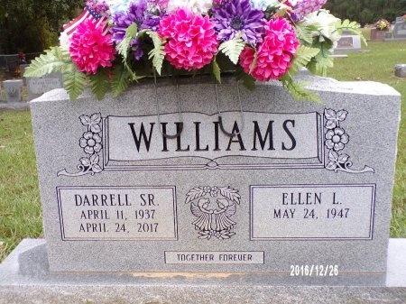 WILLIAMS, DARRELL, SR - Union County, Louisiana | DARRELL, SR WILLIAMS - Louisiana Gravestone Photos