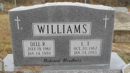 WILLIAMS, DELL R - Union County, Louisiana | DELL R WILLIAMS - Louisiana Gravestone Photos
