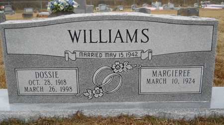 WILLIAMS, DOSSIE - Union County, Louisiana | DOSSIE WILLIAMS - Louisiana Gravestone Photos