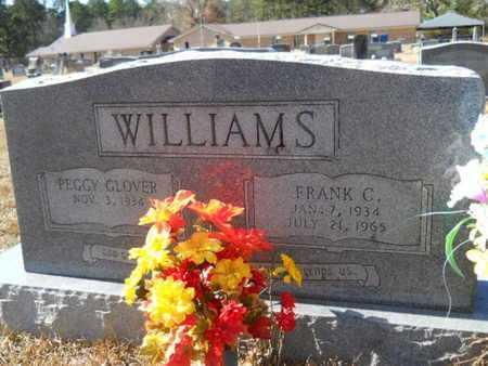 WILLIAMS, FRANK C - Union County, Louisiana | FRANK C WILLIAMS - Louisiana Gravestone Photos