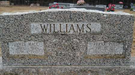 WILLIAMS, JAMES MACE - Union County, Louisiana | JAMES MACE WILLIAMS - Louisiana Gravestone Photos