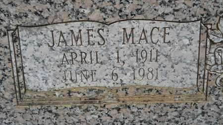 WILLIAMS, JAMES MACE (CLOSE UP) - Union County, Louisiana | JAMES MACE (CLOSE UP) WILLIAMS - Louisiana Gravestone Photos