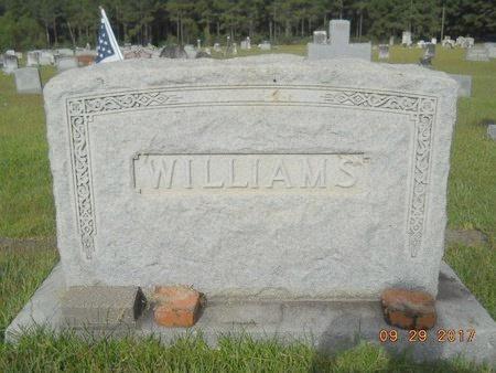 WILLIAMS, MEMORIAL - Union County, Louisiana   MEMORIAL WILLIAMS - Louisiana Gravestone Photos