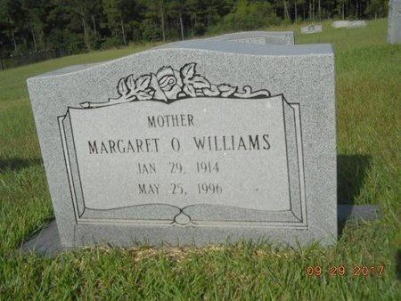 WILLIAMS, MARGARET OLIVE - Union County, Louisiana   MARGARET OLIVE WILLIAMS - Louisiana Gravestone Photos