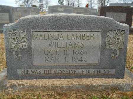 WILLIAMS, MALINDA - Union County, Louisiana | MALINDA WILLIAMS - Louisiana Gravestone Photos