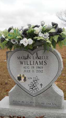 WILLIAMS, MARVIN LAVELLE - Union County, Louisiana | MARVIN LAVELLE WILLIAMS - Louisiana Gravestone Photos