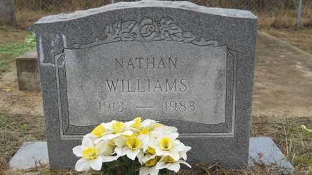 WILLIAMS, NATHAN - Union County, Louisiana | NATHAN WILLIAMS - Louisiana Gravestone Photos