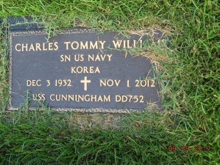WILLIAMS, CHARLES TOMMY (VETERAN KOR) - Union County, Louisiana   CHARLES TOMMY (VETERAN KOR) WILLIAMS - Louisiana Gravestone Photos