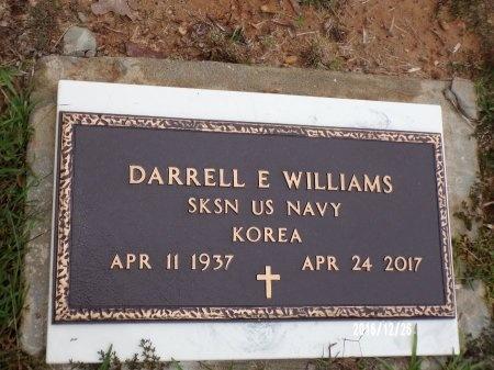 WILLIAMS, DARRELL E  (VETERAN KOR) - Union County, Louisiana | DARRELL E  (VETERAN KOR) WILLIAMS - Louisiana Gravestone Photos