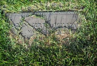 WILLIAMS, JOHN JERRY (VETERAN) - Union County, Louisiana | JOHN JERRY (VETERAN) WILLIAMS - Louisiana Gravestone Photos
