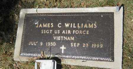 WILLIAMS, JAMES C (VETERAN VIET) - Union County, Louisiana | JAMES C (VETERAN VIET) WILLIAMS - Louisiana Gravestone Photos