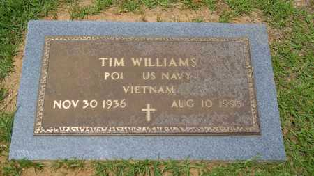 WILLIAMS, TIM (VETERAN VIET) - Union County, Louisiana | TIM (VETERAN VIET) WILLIAMS - Louisiana Gravestone Photos