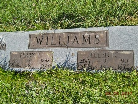 COMPTON WILLIAMS, ELLEN - Union County, Louisiana | ELLEN COMPTON WILLIAMS - Louisiana Gravestone Photos